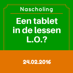 Apps in de les - Nascholing (2)