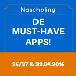 Nascholing - Must have apps