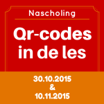Nascholing - QR
