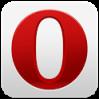 Opera Mini webbrowser- Logo